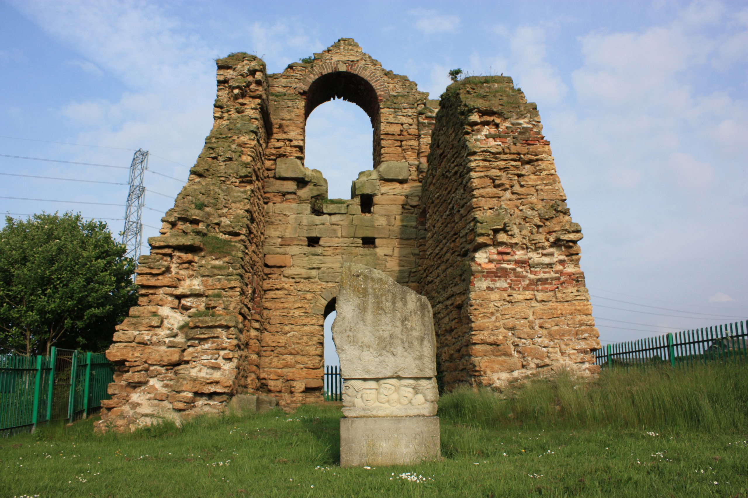 Haswell Colliery Engine House