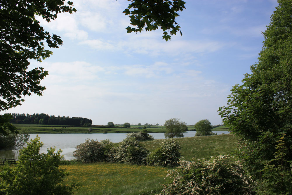 Hurworth Burn Reservoir near Trimdon