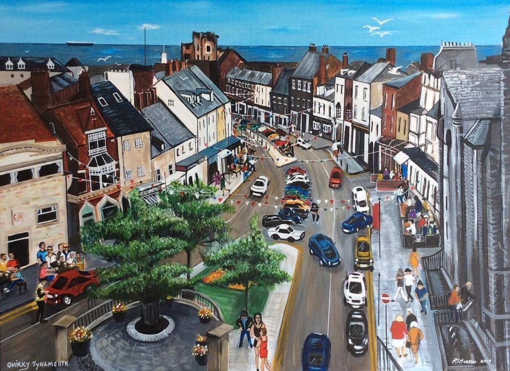 'Quirky Tynemouth' by Pam Morton