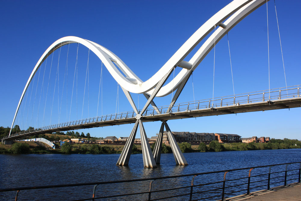 Infinity Bridge, Stockton