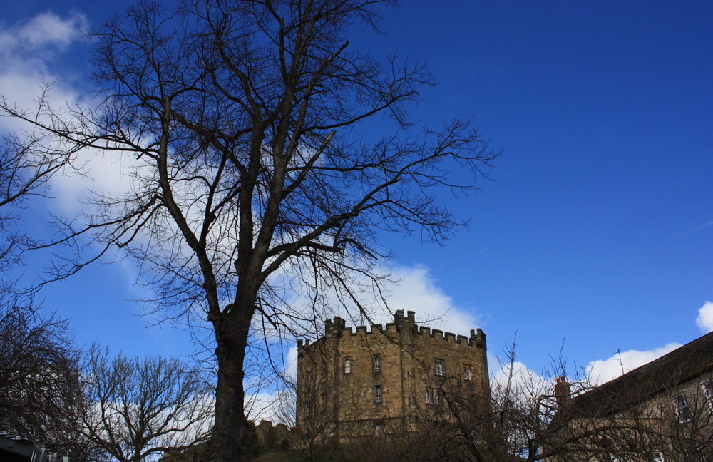The castle keep, Durham