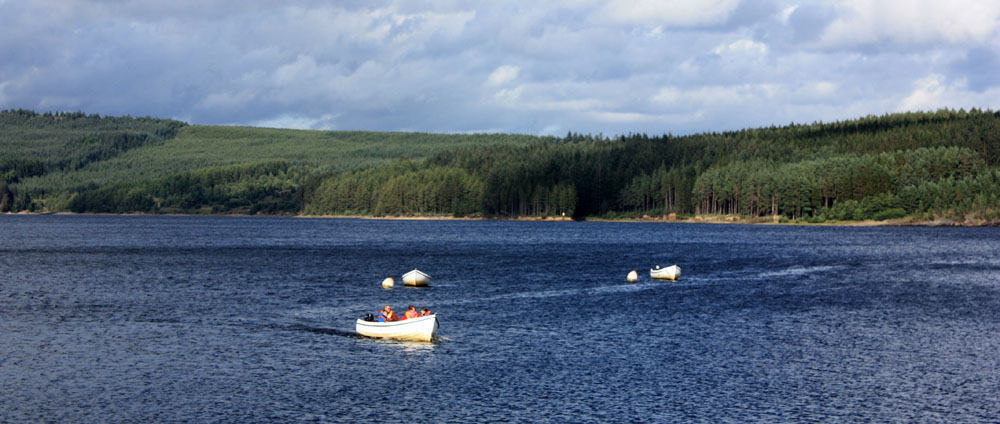 Kielder Water. Photo © David Simpson 2015