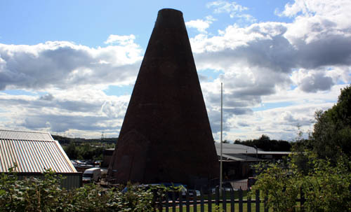 Lemington Glass Cone Newcastle