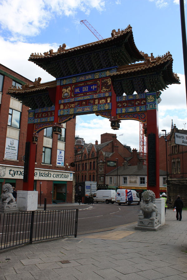 Stowell Street China Town