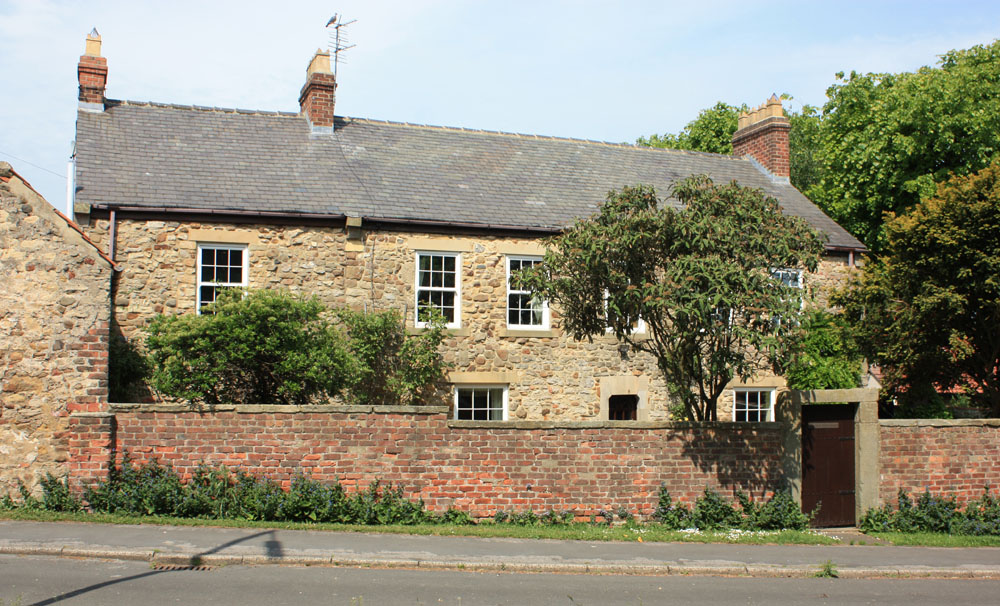 Old parsonage Trimdon Village