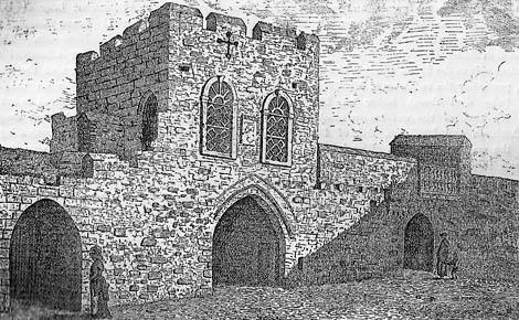 Pilgrim Gate Newcastle