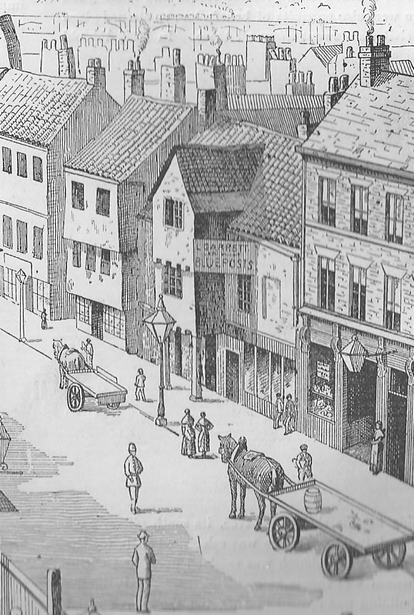 Pilgrim Street Newcastle