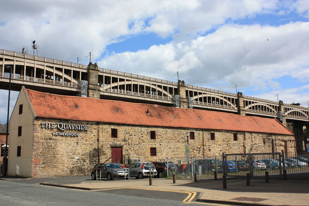 Quayside Warehouse Newcastle