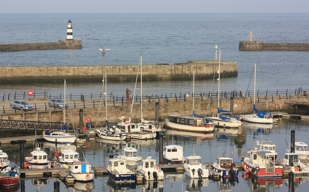 Seaham Harbour. Photo David Simpson © 2018