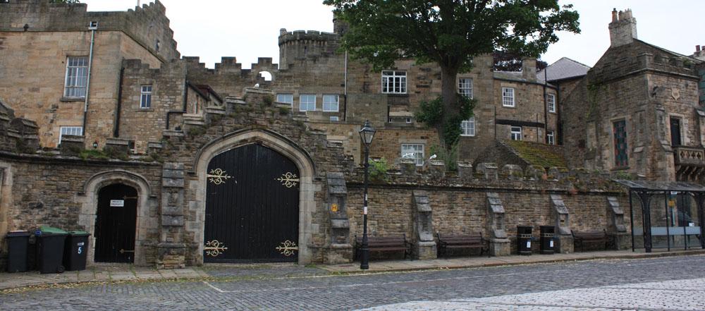 Stanhope Castle.