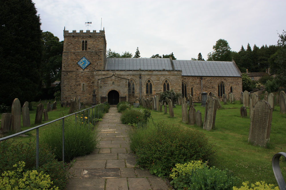 Stanhope church.