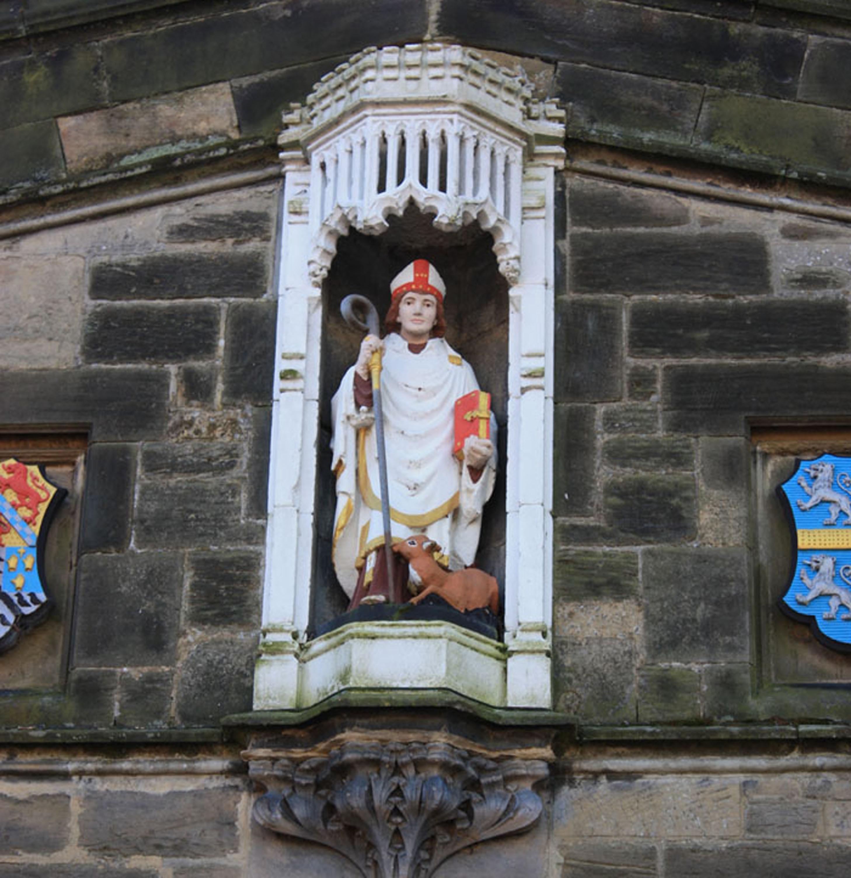 St Giles Church, Durham