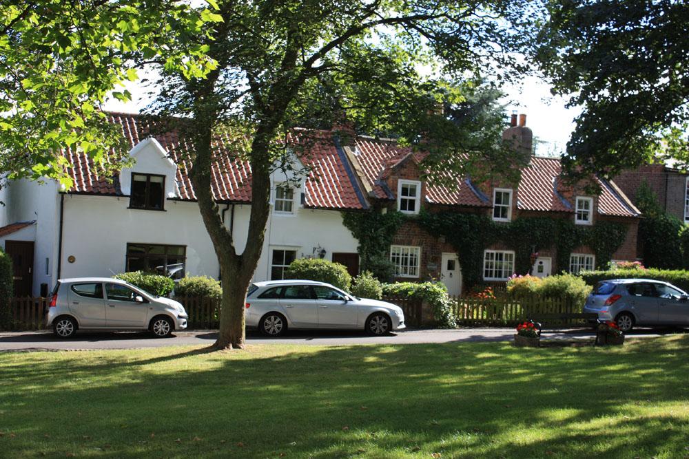 Egglescliffe village