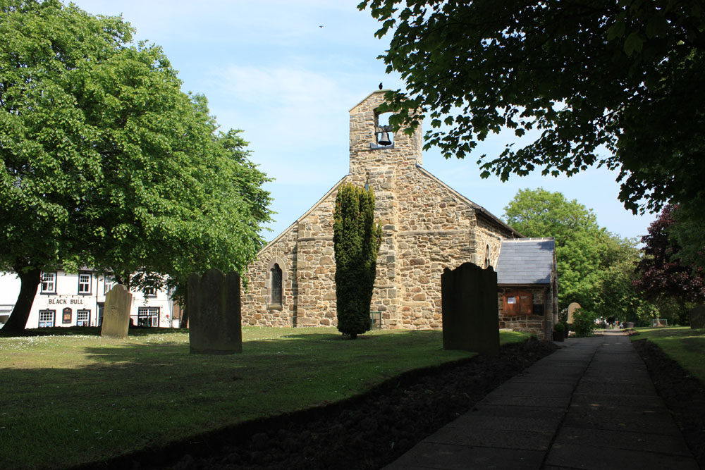 Trimdon Church west side