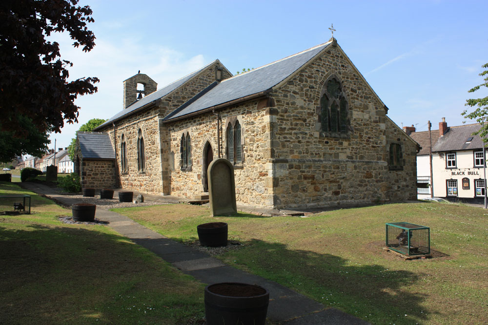 Trimdon church