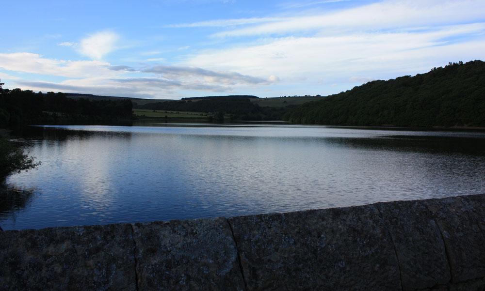Tunstall Reservoir.