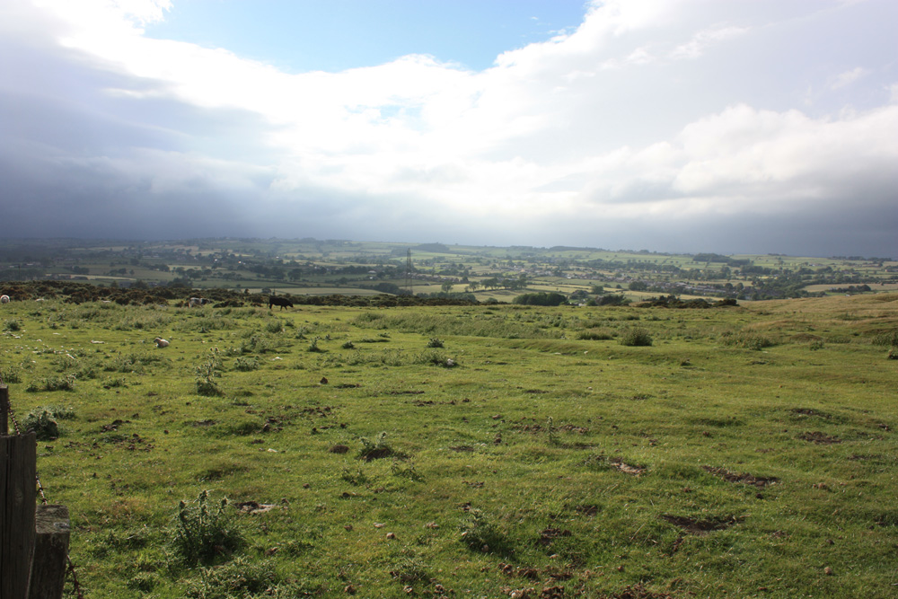 View from Cockfield Fell.