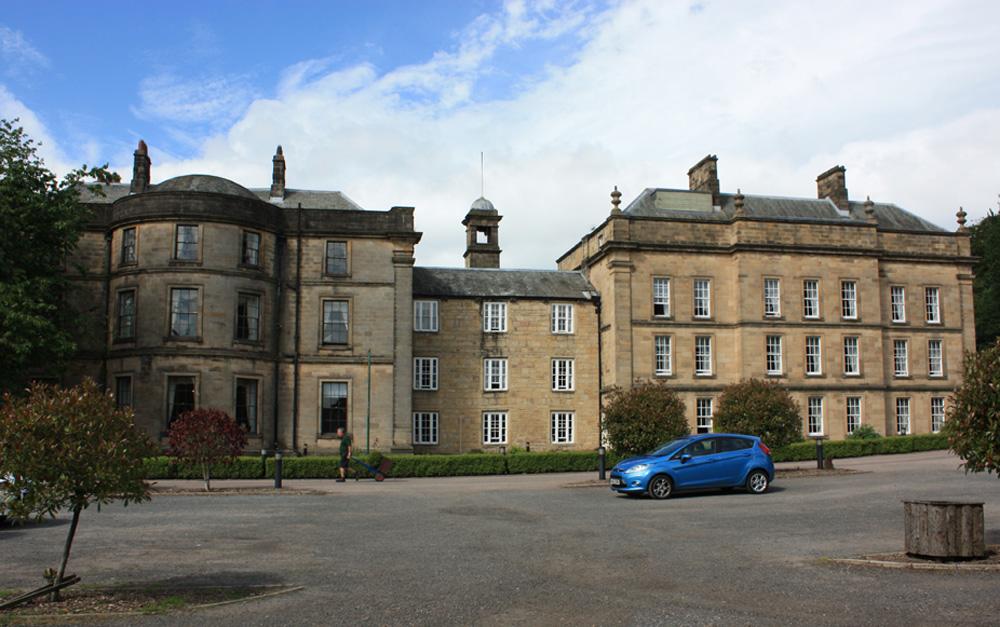 Beamish Hall
