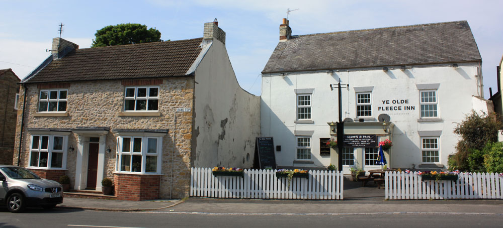 Fleece Inn Bishop Middleham