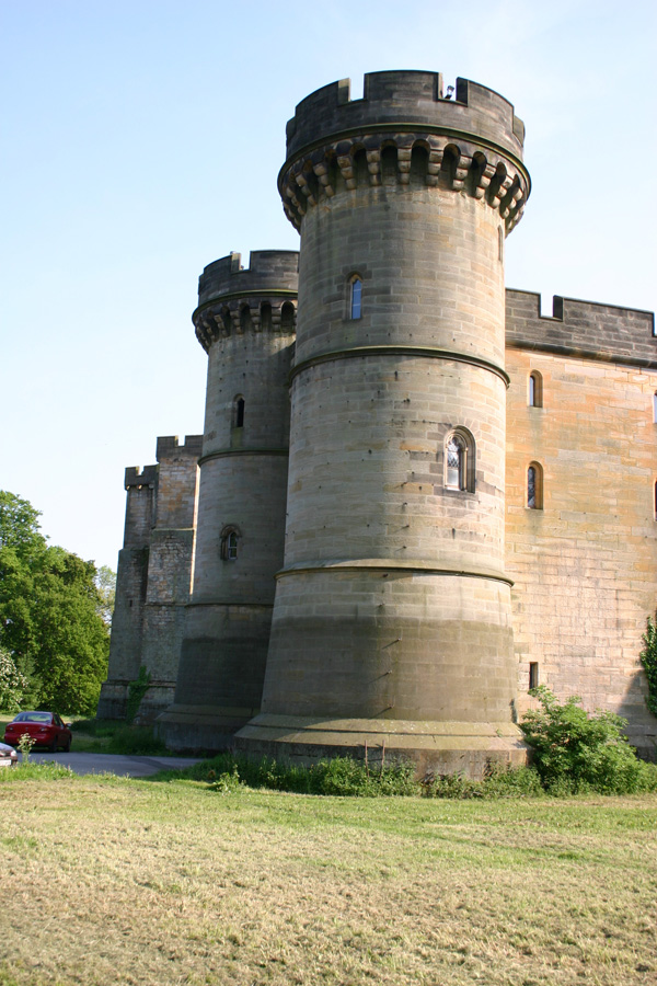 Brancpeth Castle