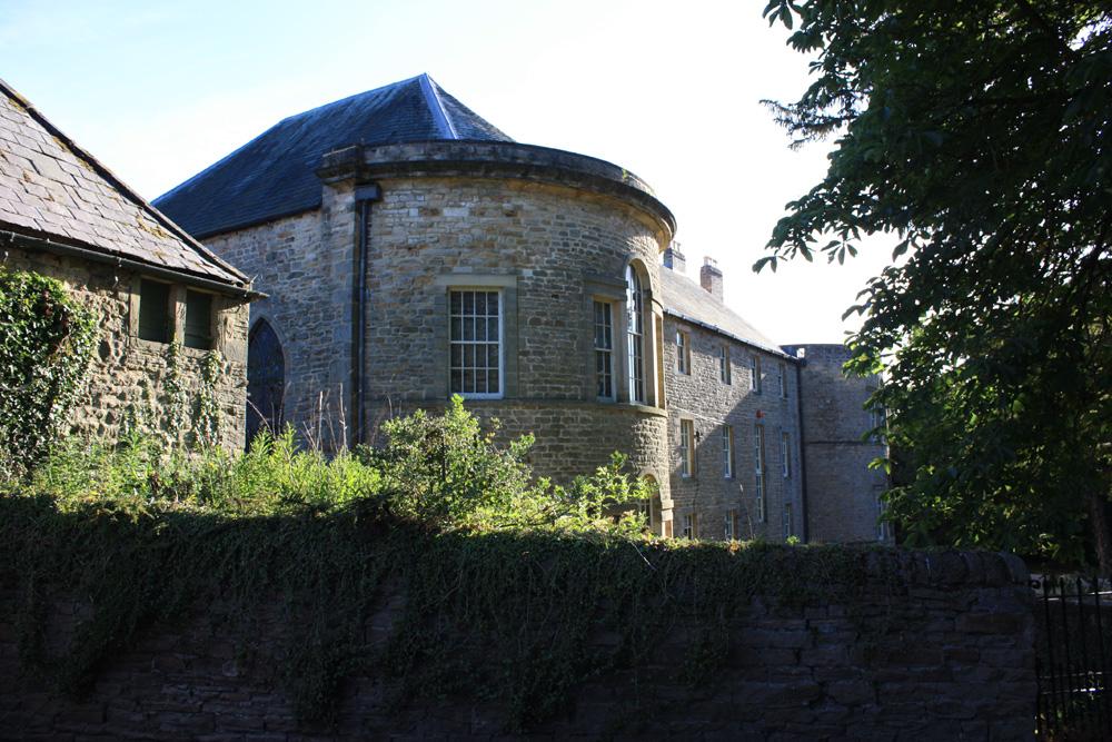 Croxdale Hall.