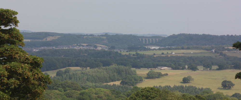 Hownes Gill Viaduct