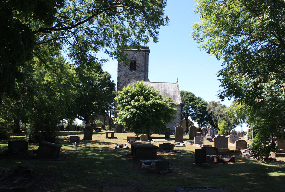 Kirk Merrington church