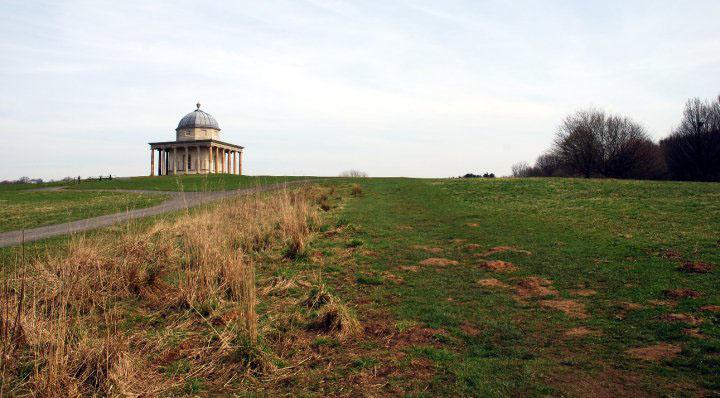 Temple of Minerva, Hardwick Park, Sedgefield
