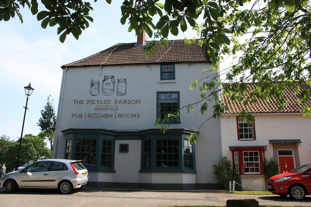 The Pickled Parson Sedgefield