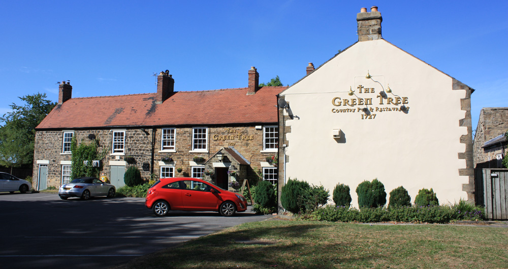 The village pub Tudhoe