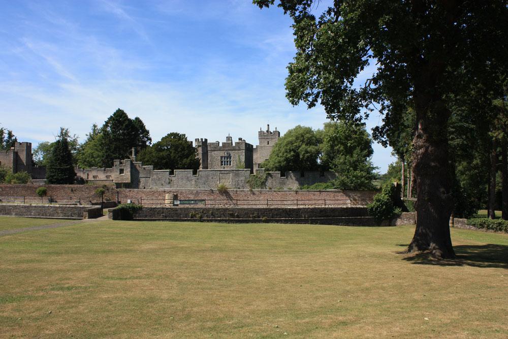 Witton Castle.