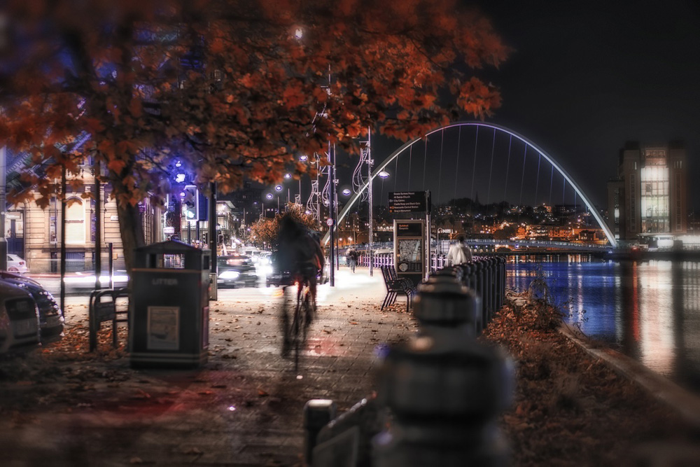 Autumn Quay by Lang Shot Photography