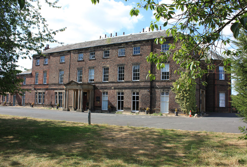 Wallsend Hall