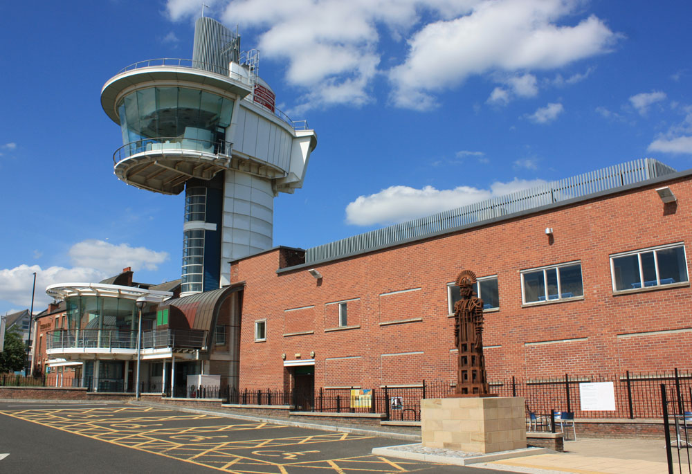 Roman Museum and Visitor Centre, Wallsend