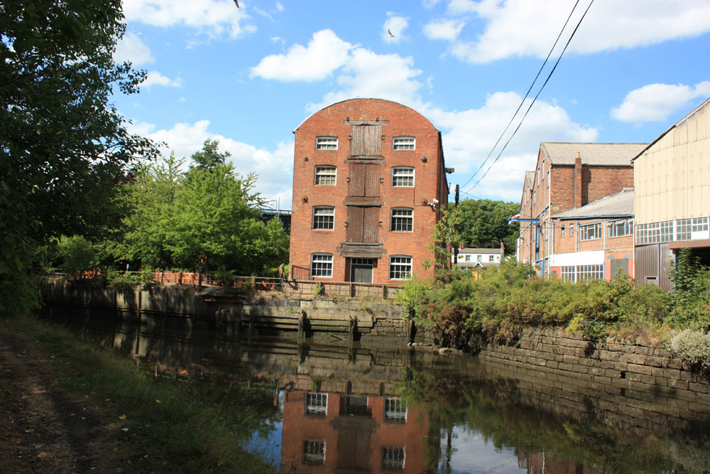 Willington Mill.