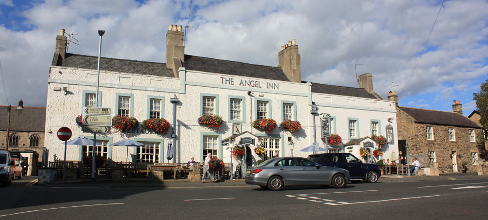The Angel, Corbridge