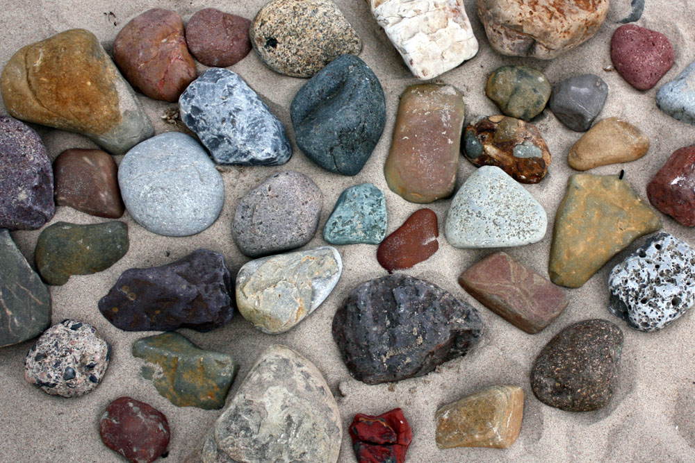 The North East coast simply rocks