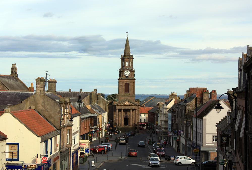Marygate, Berwick