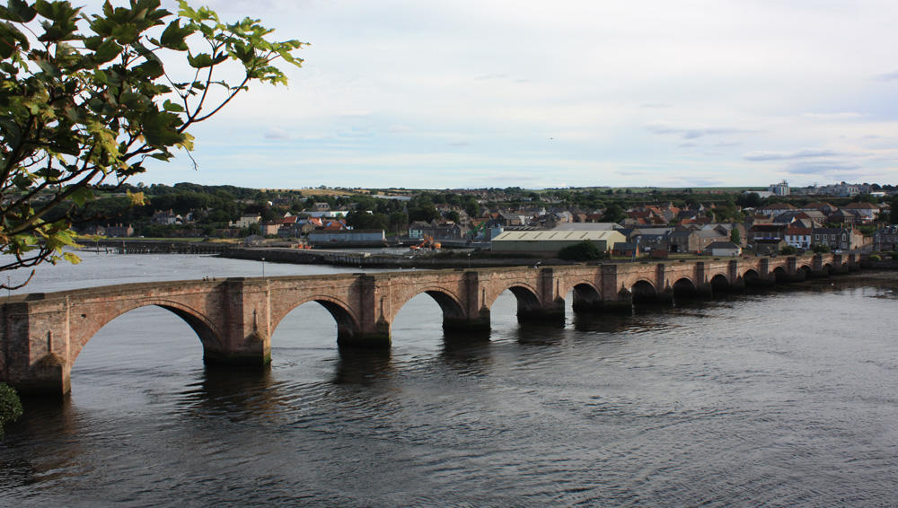 Old Bridge, Berwick.