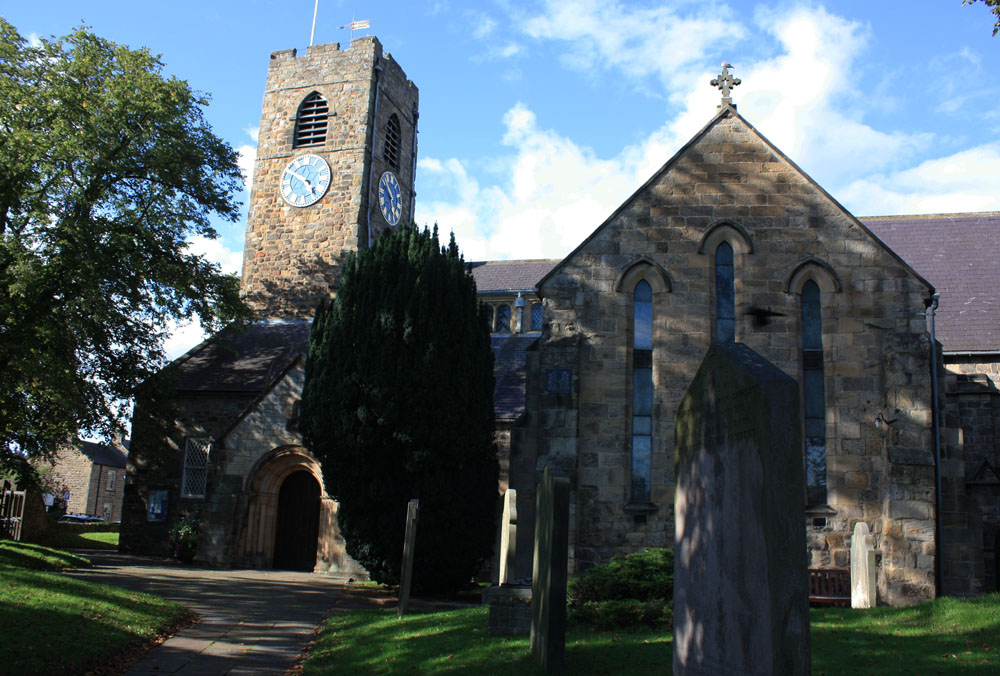 Church of St Andrew, Corbridge