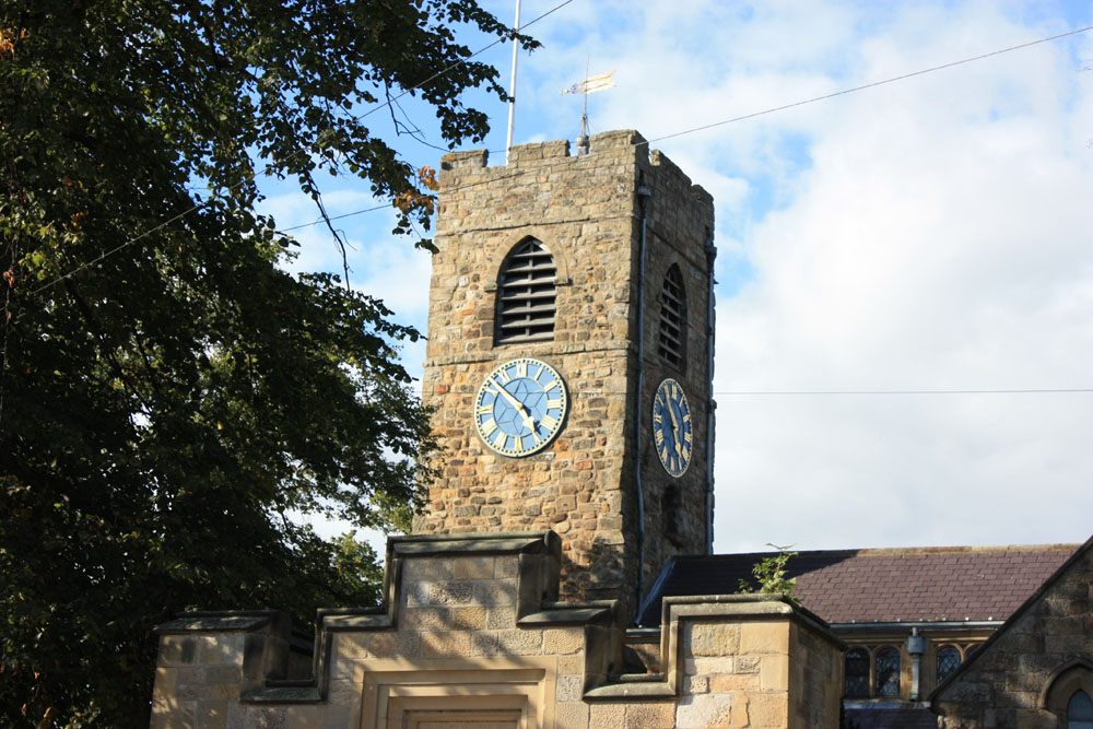 Saxon church tower, Corbridge