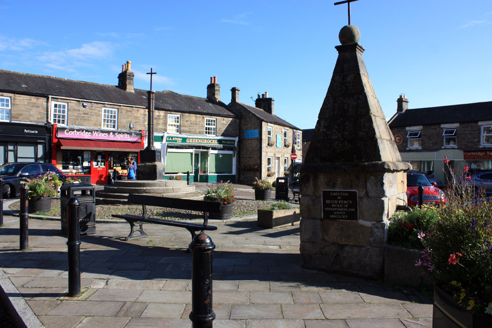 Market Cross, Corbridge