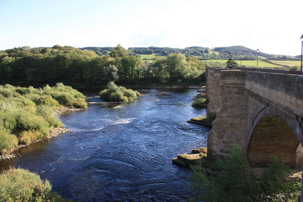 The bridge Corbridge