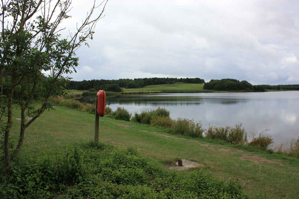 Ladyburn Lake, Druridge Bay Country Park.