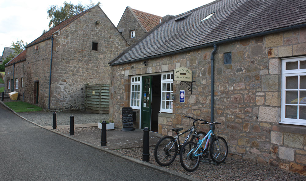 Visitor Centre, Heatherslaw