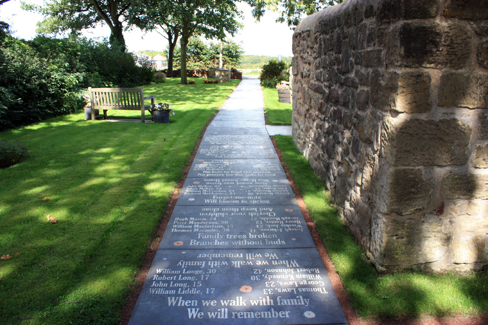 Hester Pit Memorial Garden