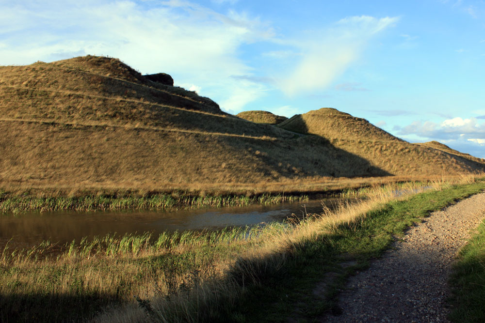 Northumberlandia, the Lady of the North
