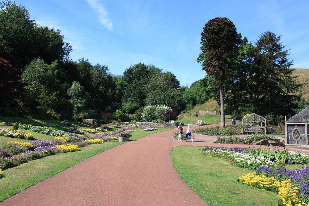 Carlisle park, Morpeth.