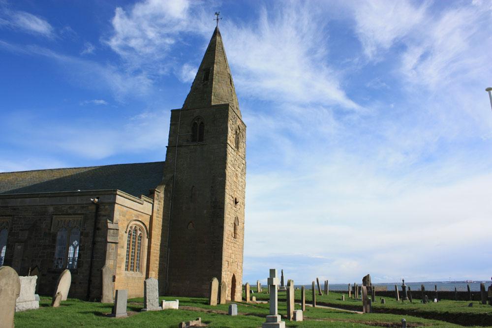 Newbiggin church