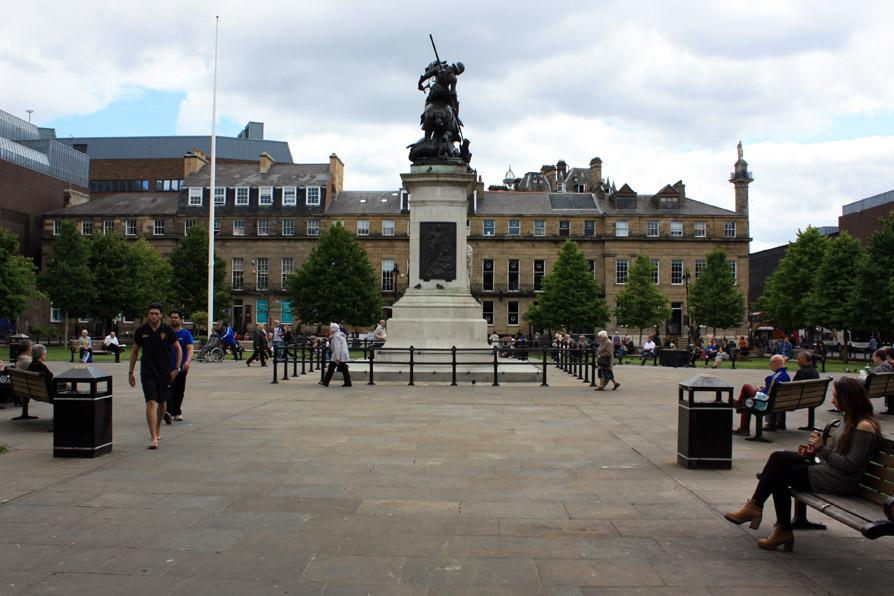 Old Eldon Square.